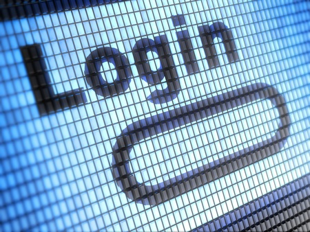 login Stock Photo - 11274571