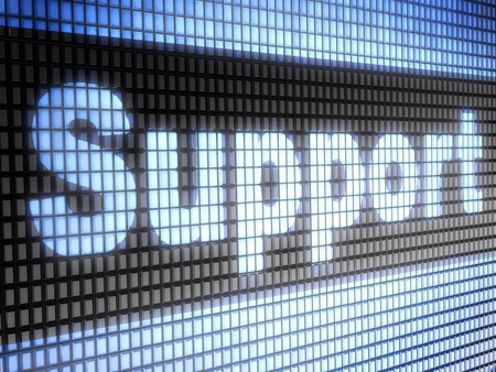 IT support: support