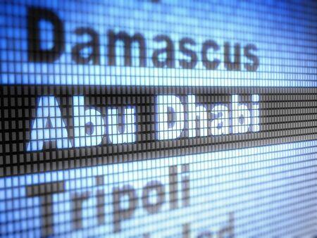 abu dhabi: Abu Dhabi