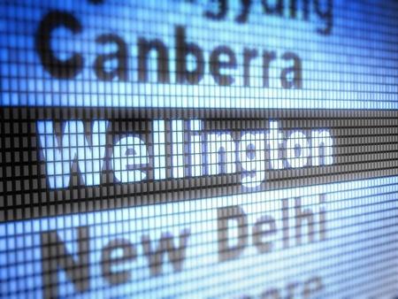 wellington: Wellington