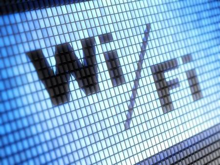 wi-fi Stock Photo - 12796323