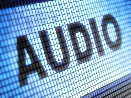 cd player: audio