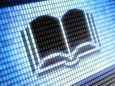 e book: book