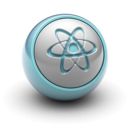 atom Stock Photo - 13295331