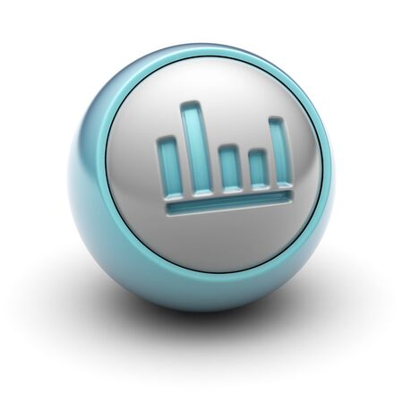 internet buttons: equalizer Stock Photo