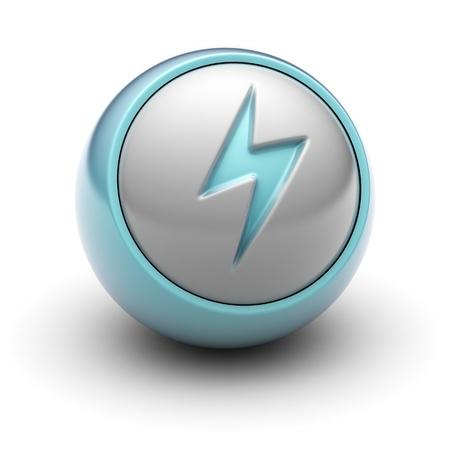 energy symbol: lightning