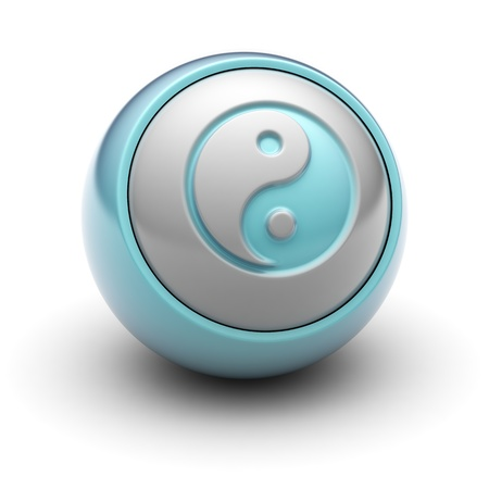 yin yang Stock Photo - 13407484
