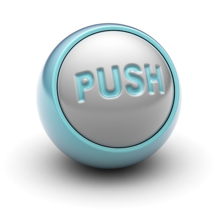 push Stock Photo - 13623200