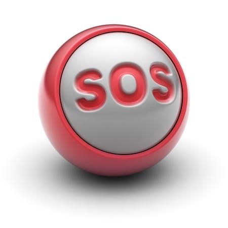 sos Stock Photo - 13623493