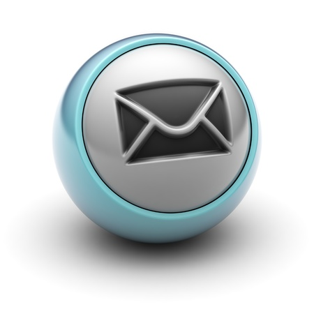 webmail: sms Stock Photo