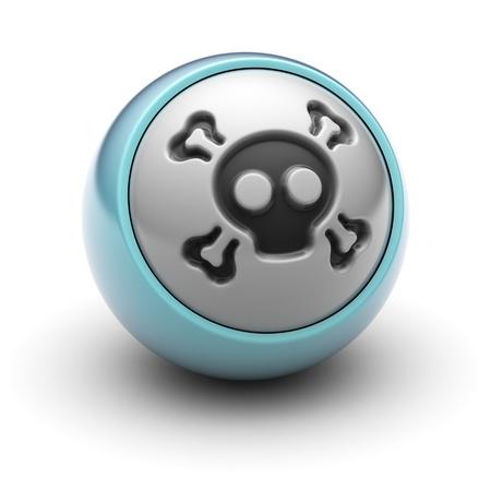 alarm button: roger