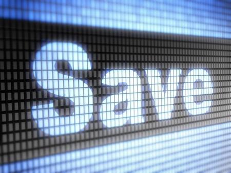megabyte: save