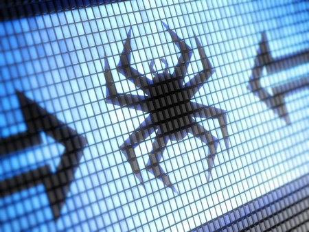 shield bug: virus