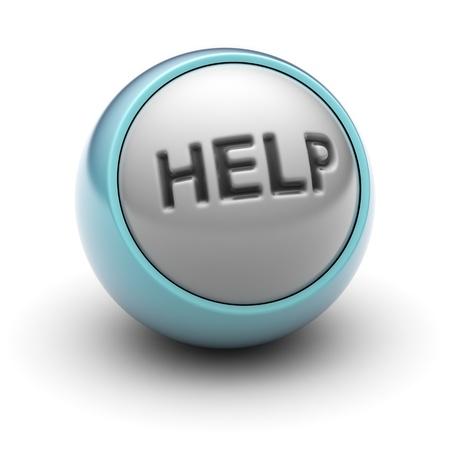 help Stock Photo - 14037413