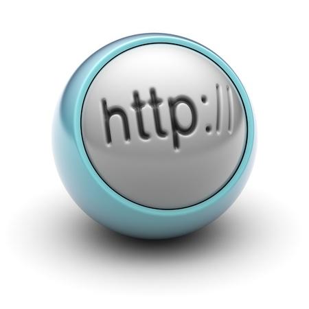 webhost: http Stock Photo