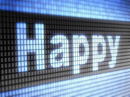 happy photo