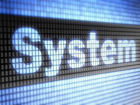 systematic: system