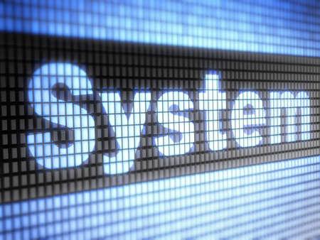 service engineer: system