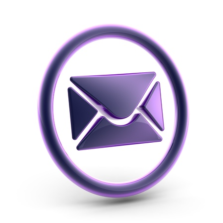 mail icon: E-mail