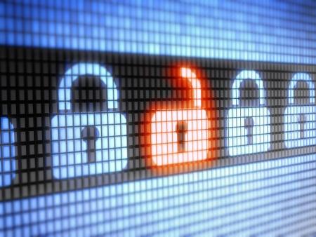 hacking: Internet blocco