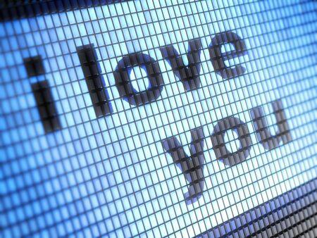 i love you Stock Photo - 16939875