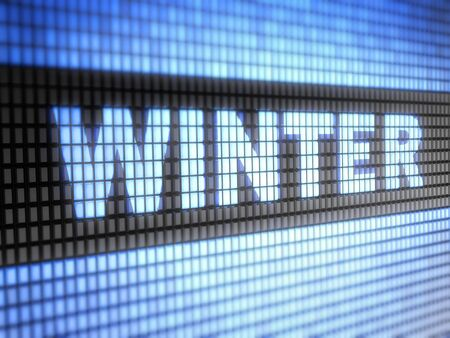 winter Stock Photo - 17724444