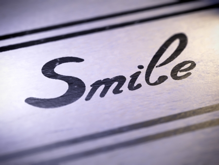 lol: smile ,  my own font
