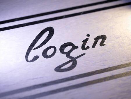 login: login