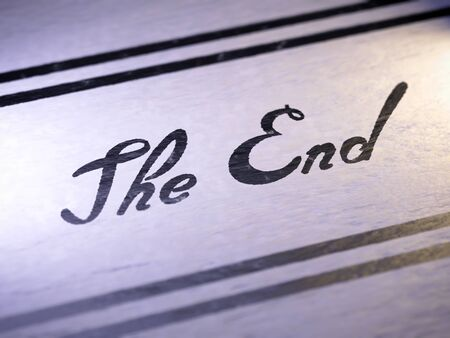 film title: the end