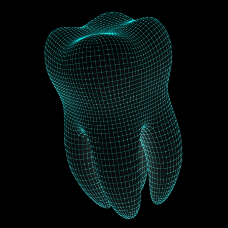simulations: tooth