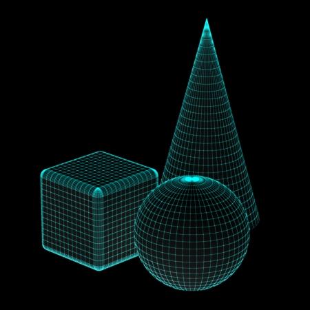 geometry Stock Photo - 18724227