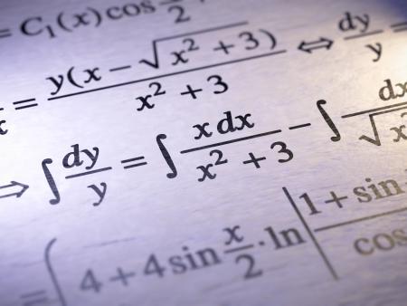 math icon: math