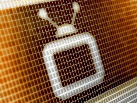 tv Stock Photo - 19477226