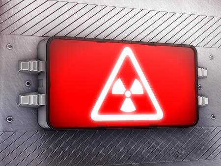 Radiation photo