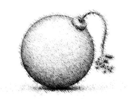 bomb: Bomb Stock Photo