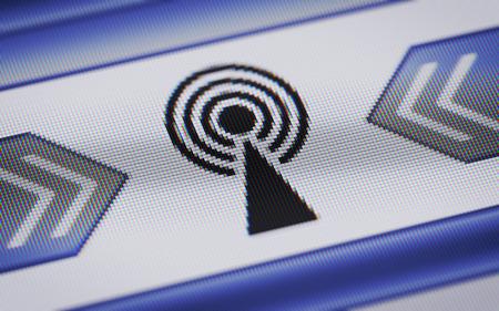 Antenna icon  photo