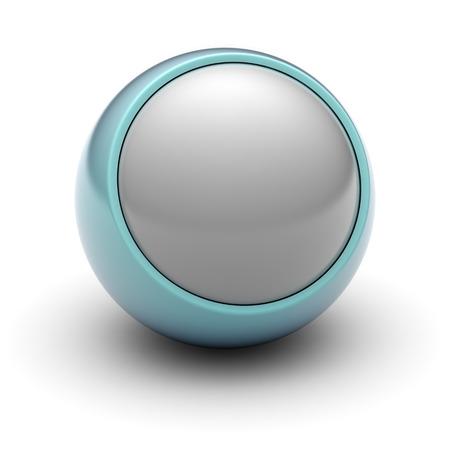 3d circle: ball