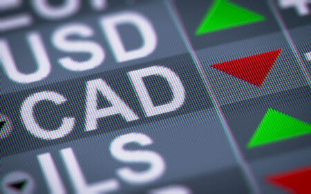 canadian dollar: Canadian dollar Stock Photo