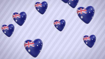proportion: Australia. Proportion 16:9