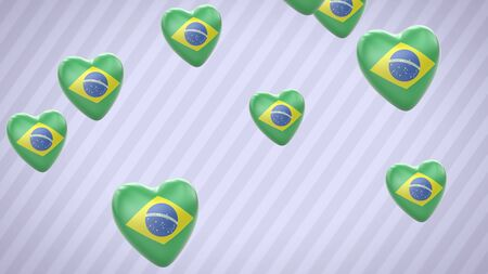 to proportion: Brasil. Proportion 16:9