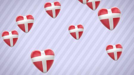 proportion: Denmark. Proportion 16:9