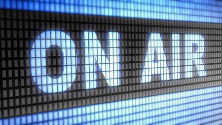 tv: Le mot de l'air sur le concept électronique