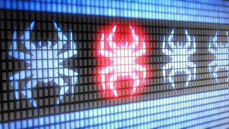 Virus Banco de Imagens