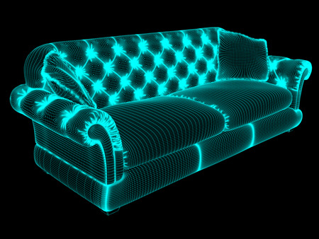 viewport: Sofa