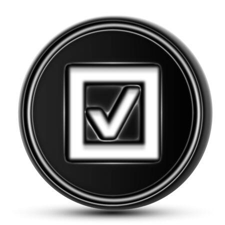 checkbox: Checkbox Stock Photo