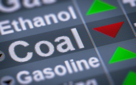Coal. Down.