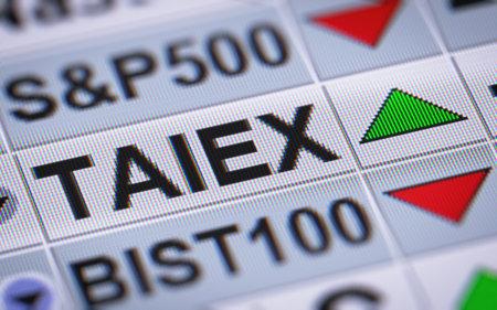 台湾時価総額加重株価指数は、取引上、台湾証券取引所への上場企業の株式市場インデックスです。アップ。