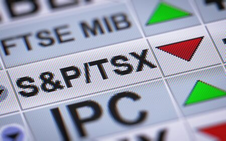 capitalization: The S&PTSX Composite Index is an index of the stock (equity) prices of the largest companies on the Toronto Stock Exchange (TSX) as measured by market capitalization. Down.