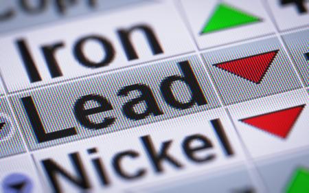 plumbum: Index of Lead. Down.