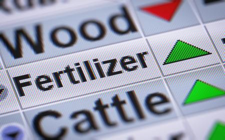 nitrate: Index of Fertilizer. Up.